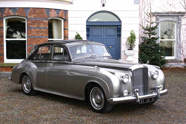 Classic 1961 Amp 1962 Bently Wedding Cars Available For