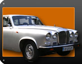 Classic 1987 Daimler Wedding Car Hire Ireland