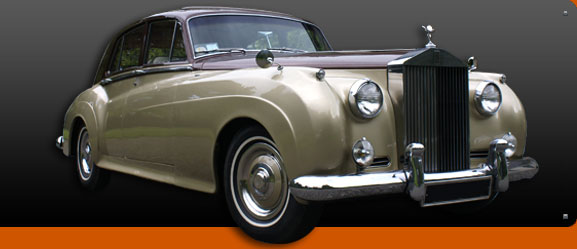 1975 Rolls Royce Silver Cloud For Hire in Ireland