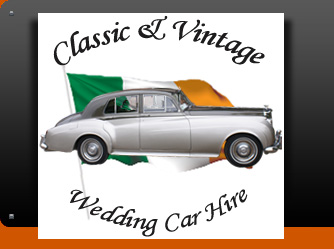 Classic & Vintage Chauffeur Driven Wedding Cars Ireland