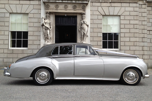 Bentley S2 Wedding Car