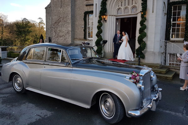 Bentley S2 Wedding Car
