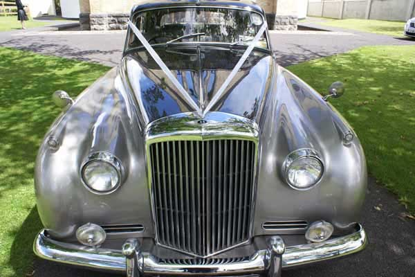 Bentley Wedding Car Hire Ireland