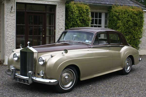 Rolls Royce Wedding Car Hire Ireland