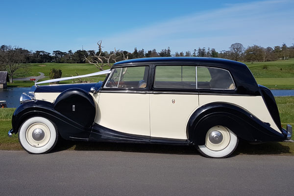 Rolls Royce Silver Wraith Wedding Car Hire