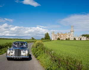 Clanard Court Hotel Vintage Wedding Cars