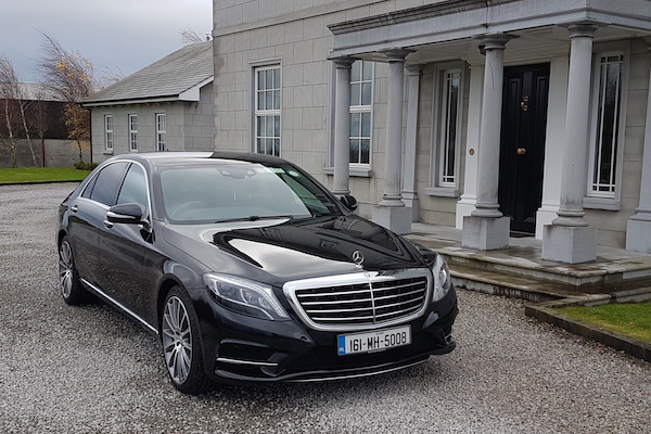 Mercedes S Class Wedding Car Hire Ireland